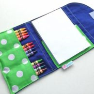 Drawing Sets Green Dots 1sm