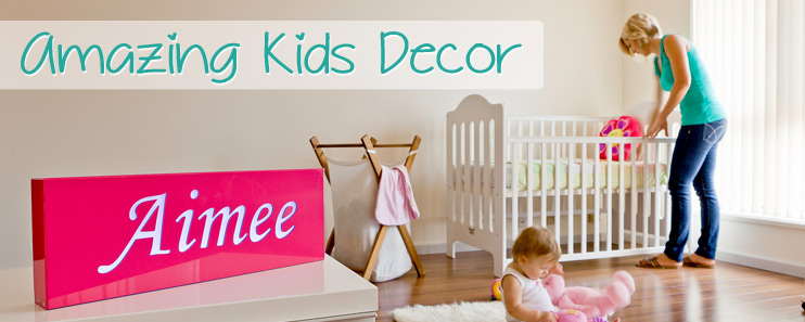 Amazing Kids Decor