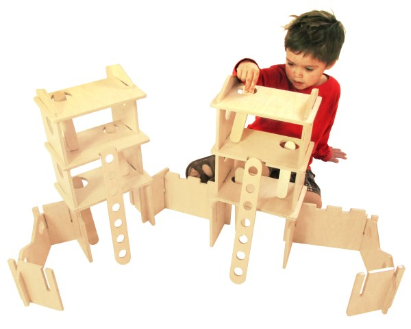 Best Construction Toys: Happy Architect Tower