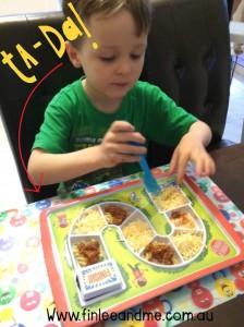 Kids Dinner Plate