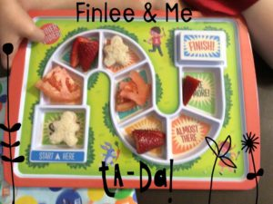 Kids Meal Tray Giveaway