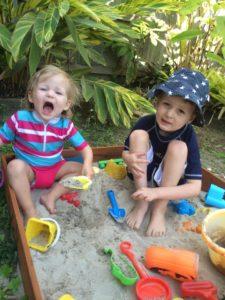 kids-swimwear-mini-sandcrabs-backyard-play