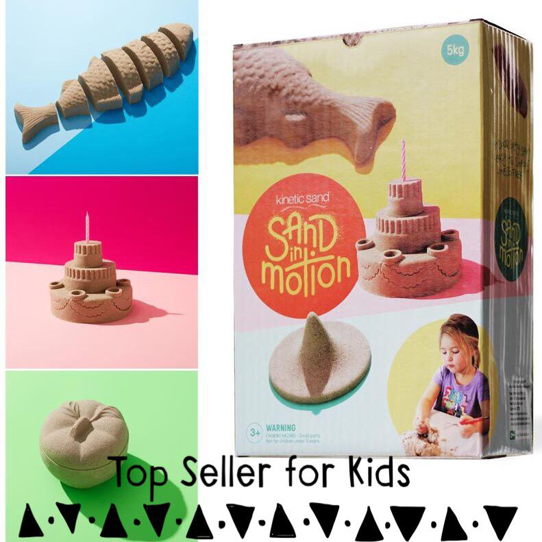 educational toys for 4 year olds kinetic-sand
