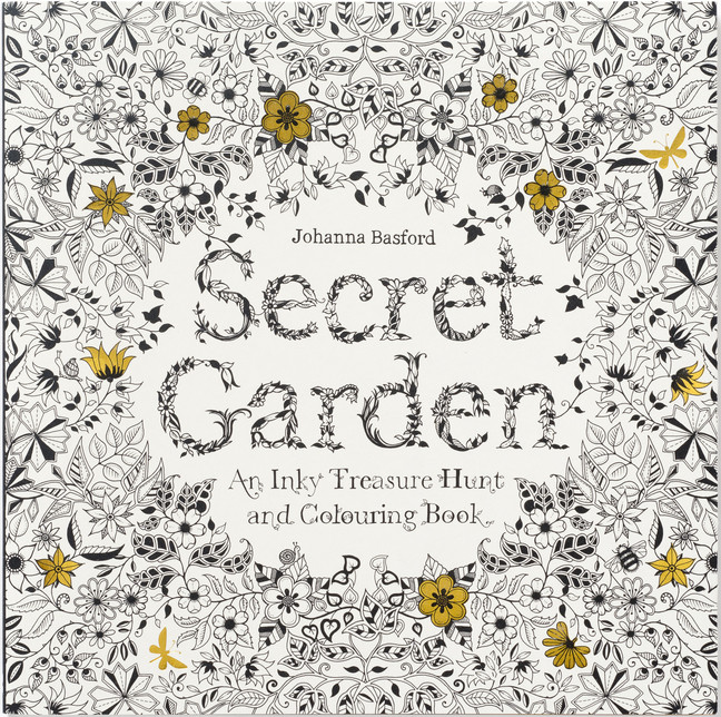 Secret Garden Coloring Book Review By Colouring Finlee Me