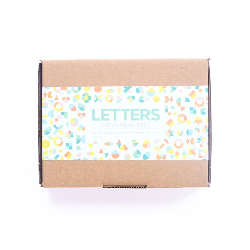 keepsake letters letter to your child from baby to twelve
