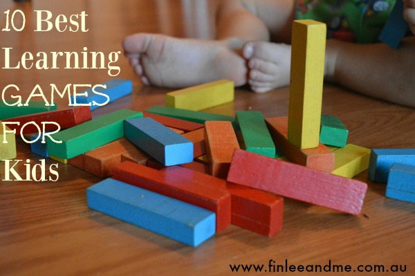 10 Best Learning Games for Kids
