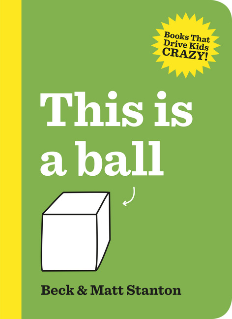 Books for Kids- This is a Ball