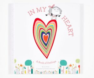 Finlee and Me Books- In My Heart by Jo Witek