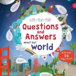 Finlee and Me Books- Lift the Flap Questions and Answers About Our World