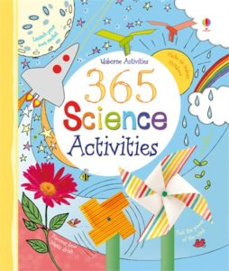 Finlee and Me Kids Books 365 Science Activities