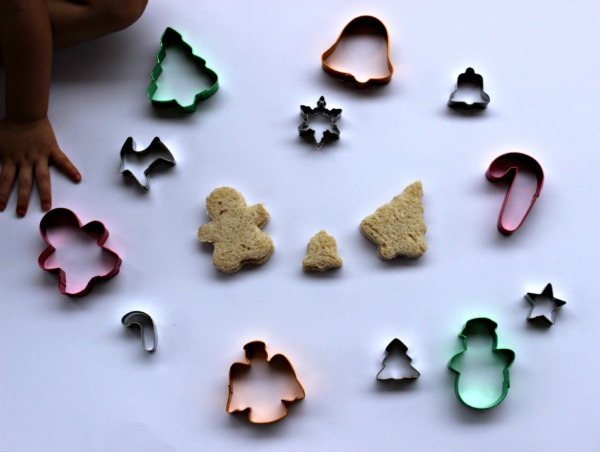30 Days of Christmas Cheer Cookie Cutters