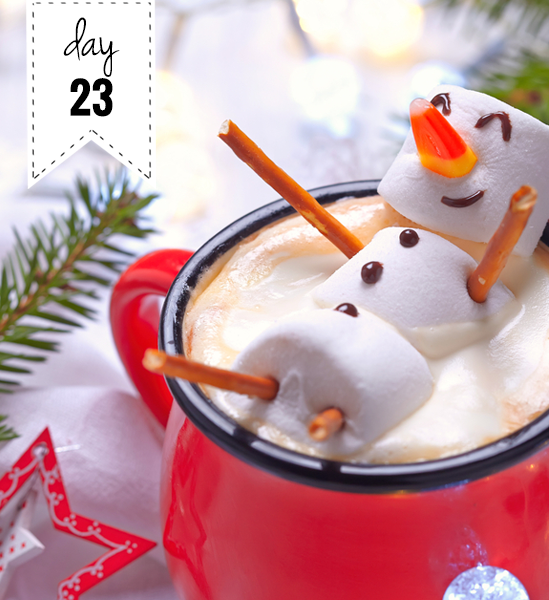 30 Days of Christmas Cheer Day 23