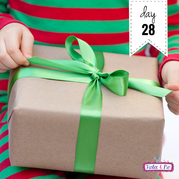 30 Days of Christmas Cheer Day 28