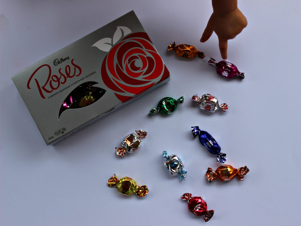 30 Days of Christmas Cheer Roses Chocolates
