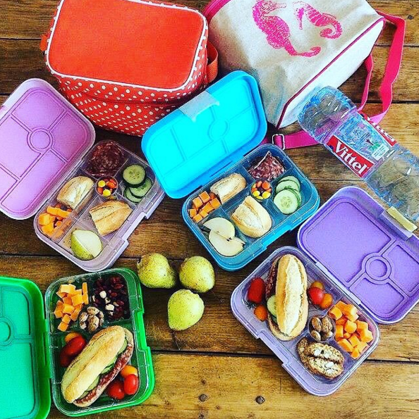 30 Days of Christmas Cheer Yumbox Lunch Boxes