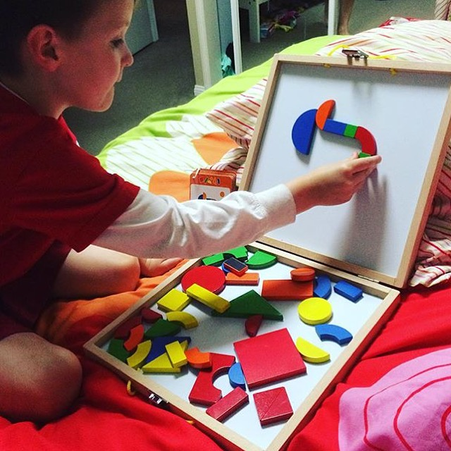 magnetic board for kids
