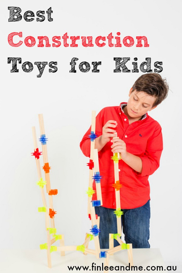 Best Construction Toys for Kids