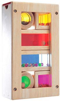 Best Construction Toys: Rainbow Sound Blocks