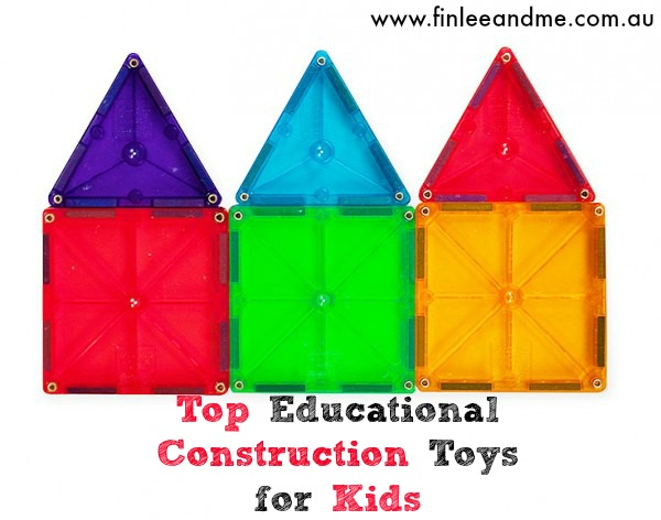 Top Construction Toys for Kids