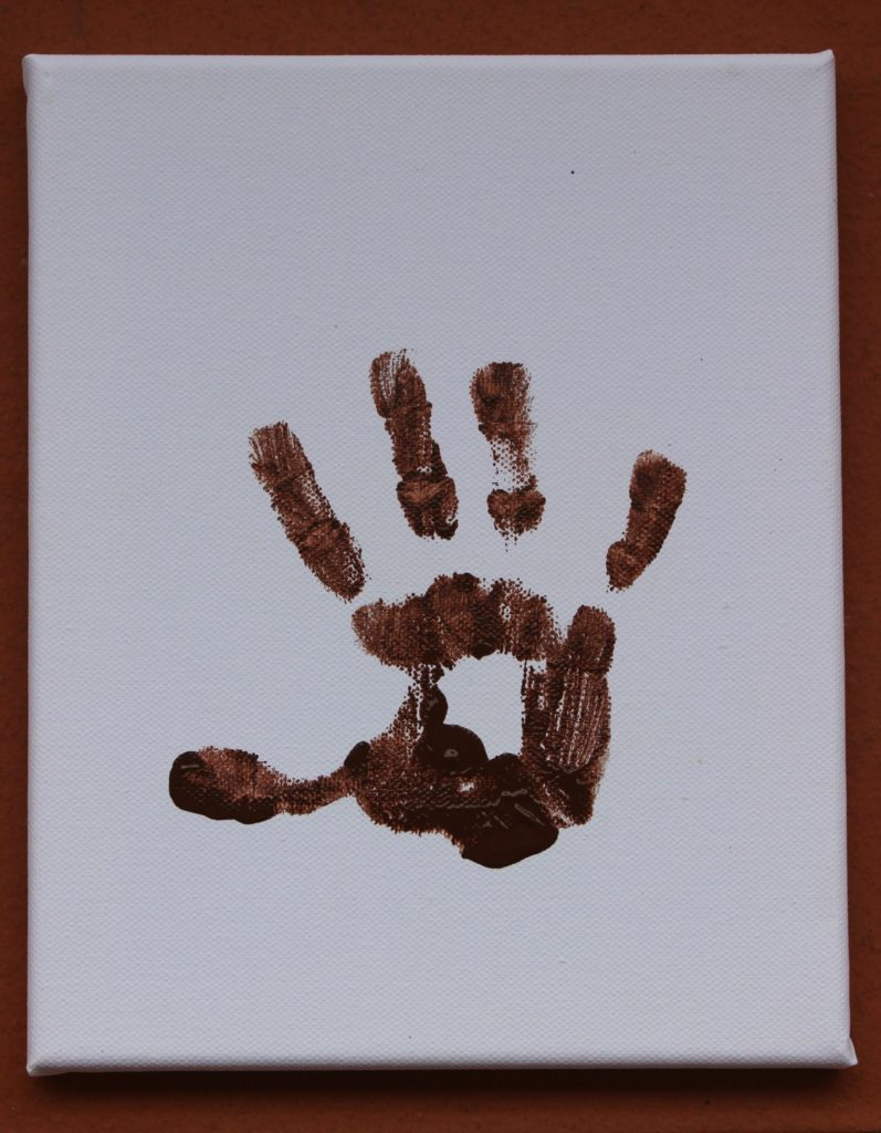 easy-christmas-craft-idea-for-kids-rudolph-hand-prints