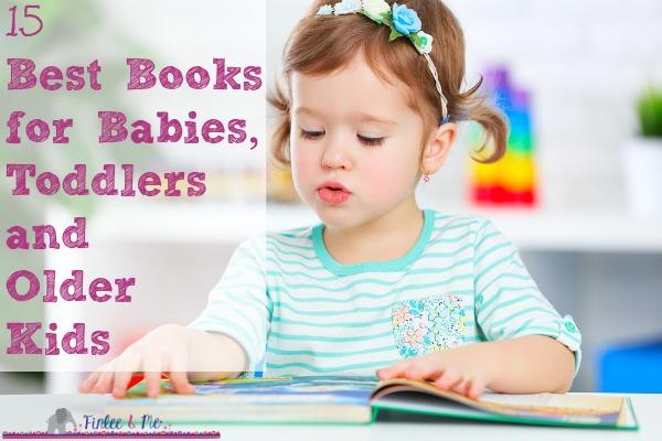 15 Best Books for Kids: Must Read List for Children, Aged 0-5