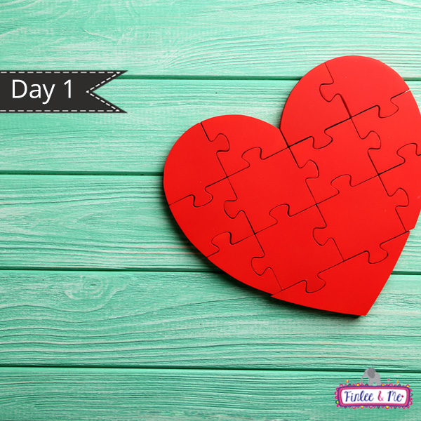 30 Days 30 Ways to Connect with Kids Day 1
