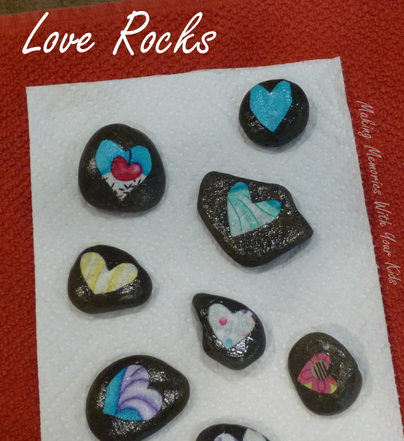 30 Days 30 Ways to Connect with Kids Love Rocks Day 25