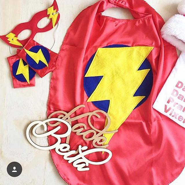 30 Days 30 Ways to Connect with Your Kids Superhero Costumes DAY 26