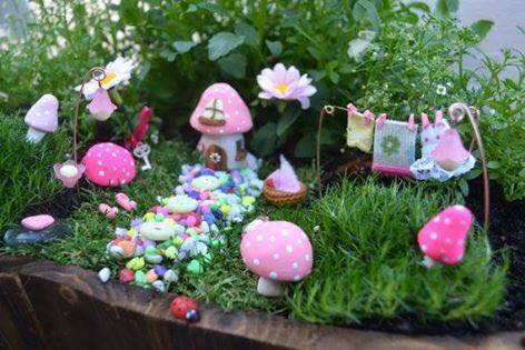 30 Days 30 Ways to Connect with your Kids Fairy Garden Kits DAY 17