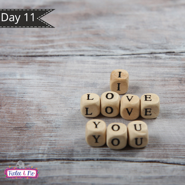 30 Days of Connecting with Kids Day 11 INSTA