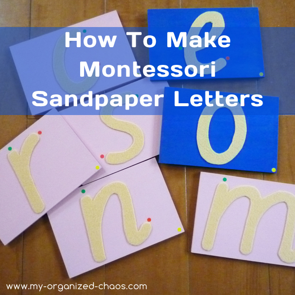30 days 30 ways to connect with your child how-to-make-sandpaper-letters