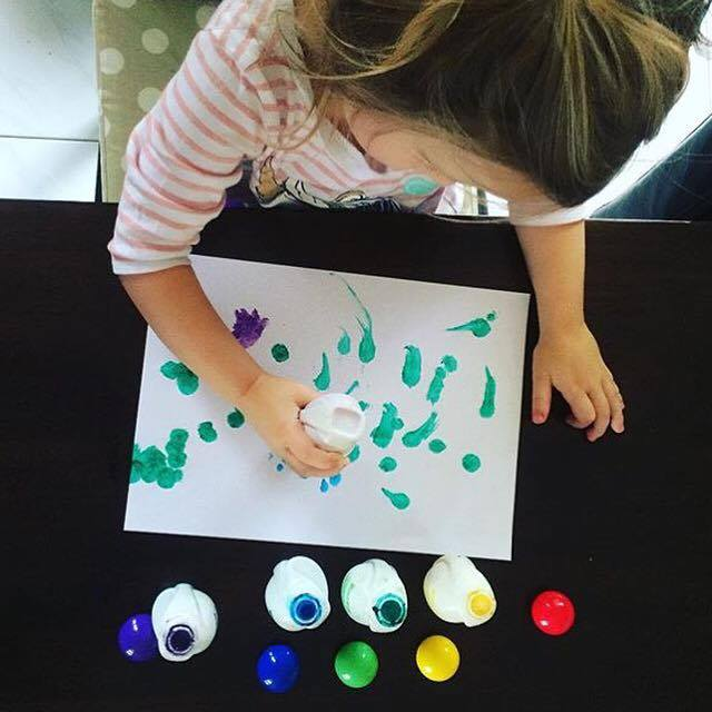 Non-candy-easter-basket-idea-dot-markers