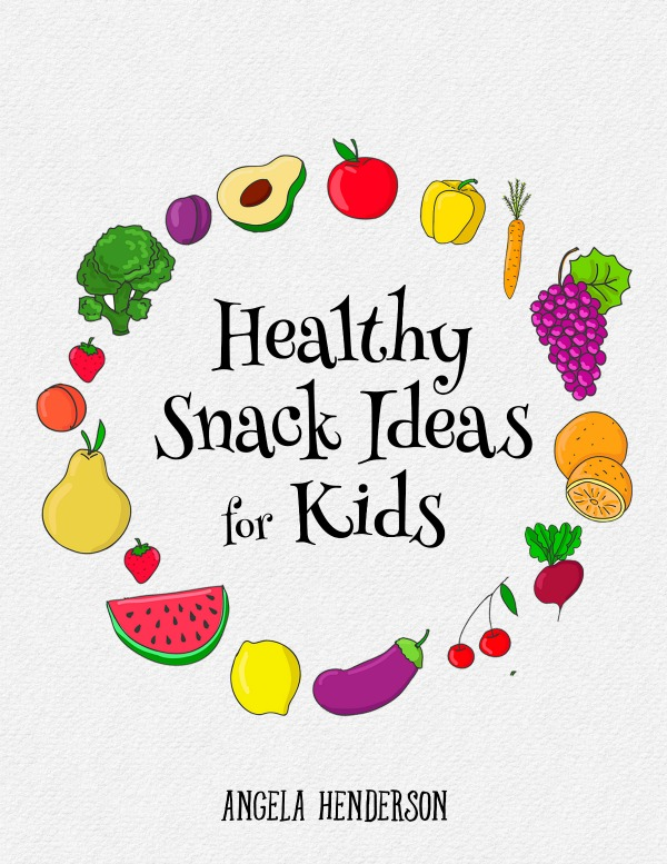 Healthy Snack Ideas for Kids eBook for Mums
