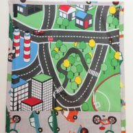 Finlee and Me – Kids Travel Toys –Car Mats Cars and Bikes Main