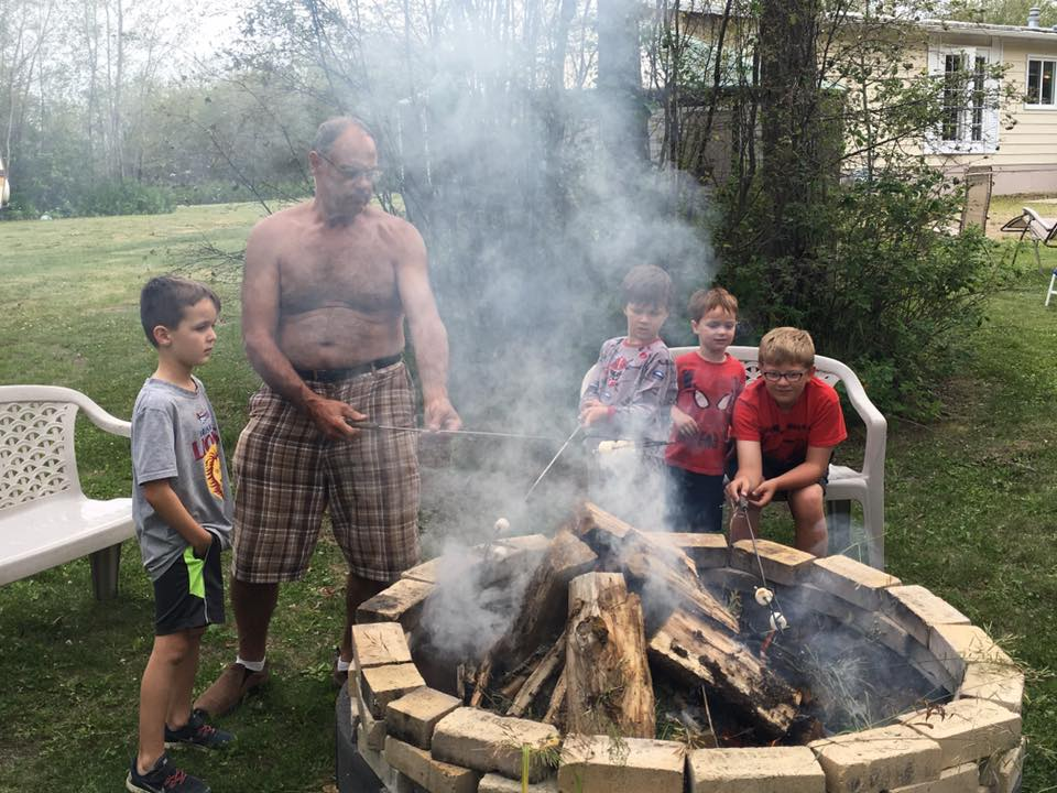 importance-of-family-campfire
