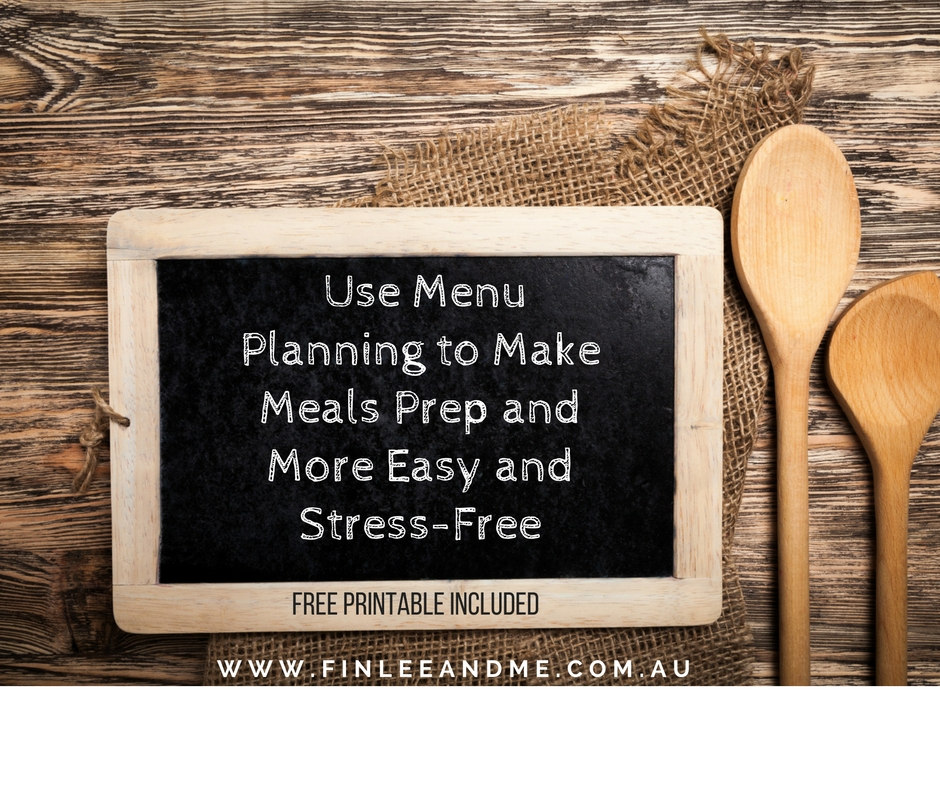 The Wonders of a Weekly Family Meal Planner- Use Menu Planning to Make Meals Prep and More Easy and Stress-Free