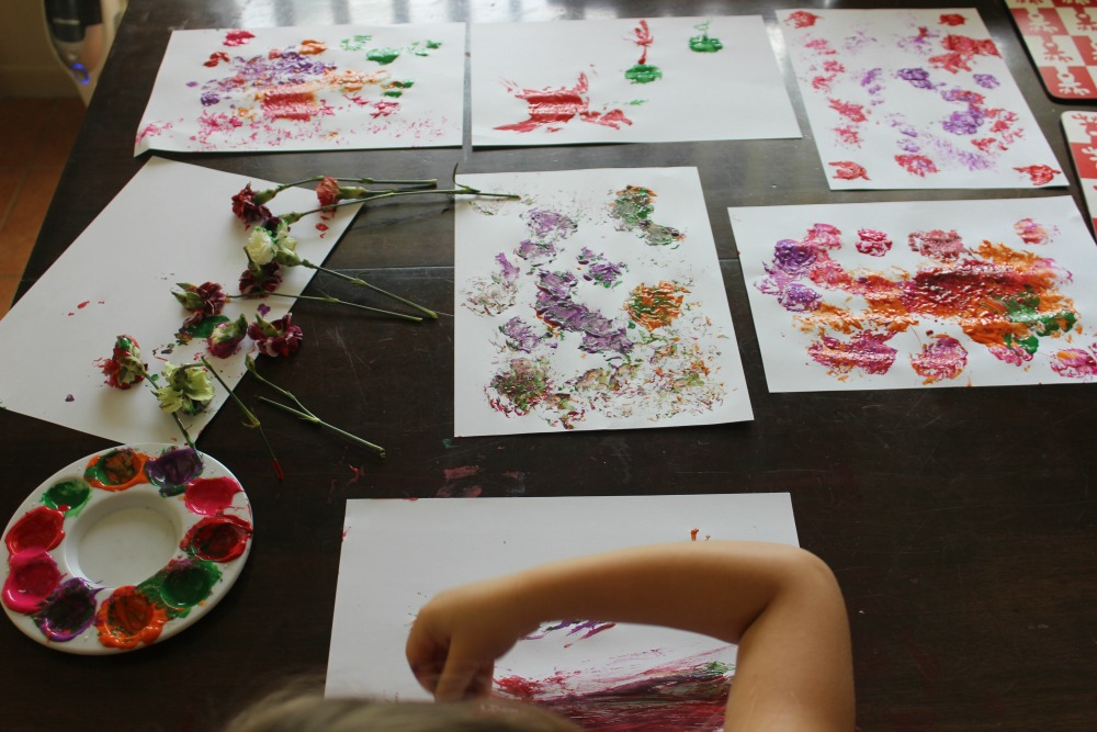 arts and craft activity for kids