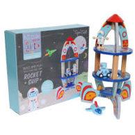 Tiger Tribe Kit Pax Rocket Ship