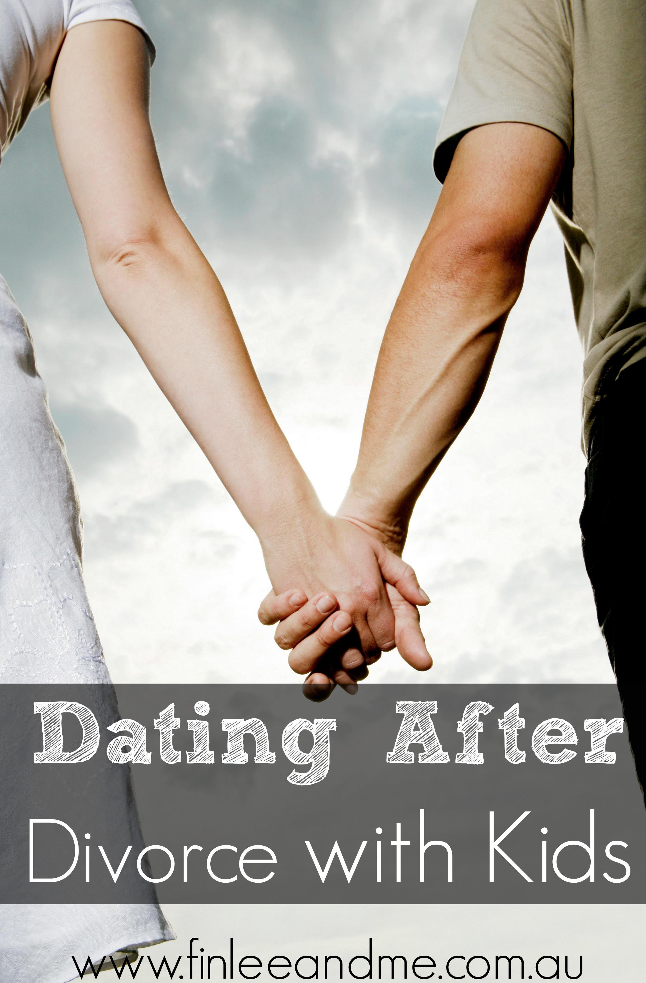 just started dating after divorce