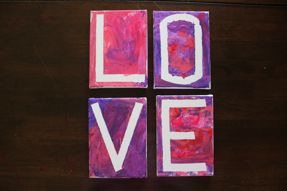 valentine's day craft for toddlers