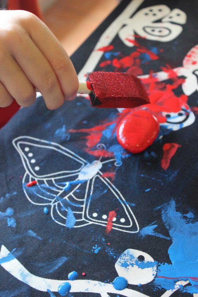making painted rocks