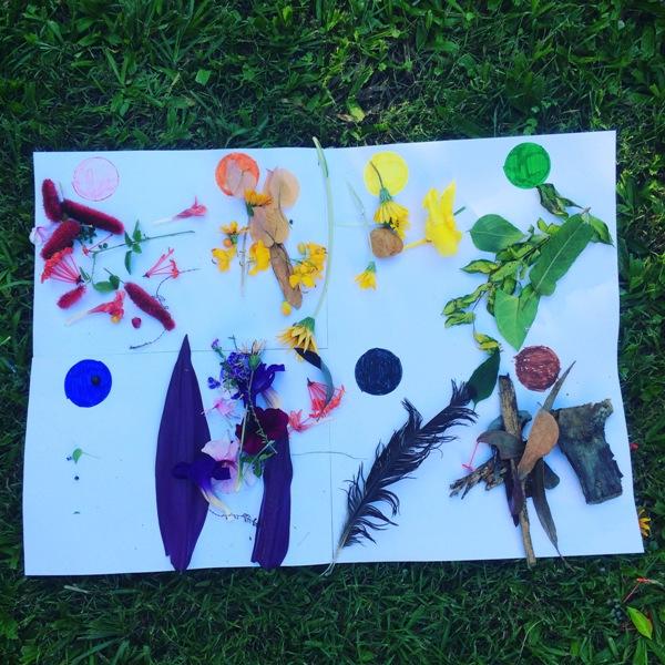 outdoor nature activities for kids