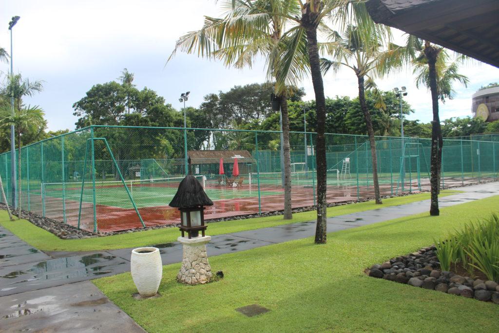 club med bali tennis