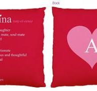 Personalised Cushions Angelinasm