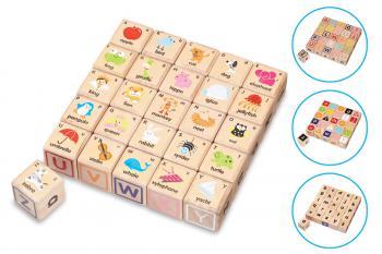 Best Construction Toys: ABC Building Blocks