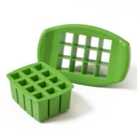Finlee and Me- Fun Food and Fruit Shape Cutter-Cube it