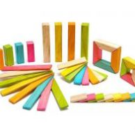 Best Construction Toys: Tegu Magnetic Building Blocks Set