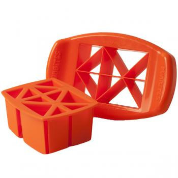 Finlee and Me- Fun Food and Fruit Shape Cutter- Triangles It