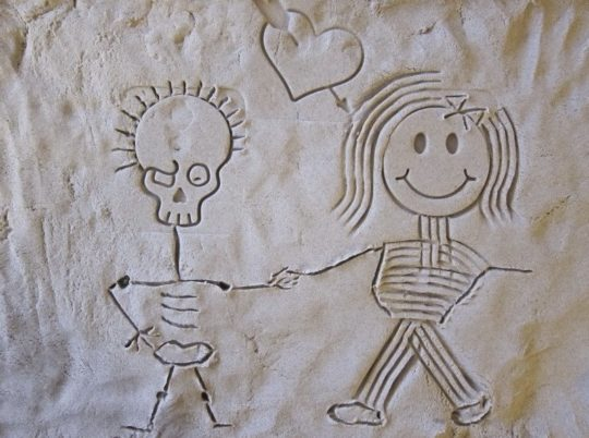 Beach Stamps for Kids - Sand 3