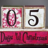 christmas-countdown-blocks-vintage